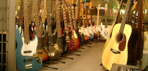 サンプルギター