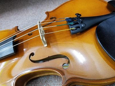 中古 4/4バイオリンセット (アースミュージック)イメージ02
