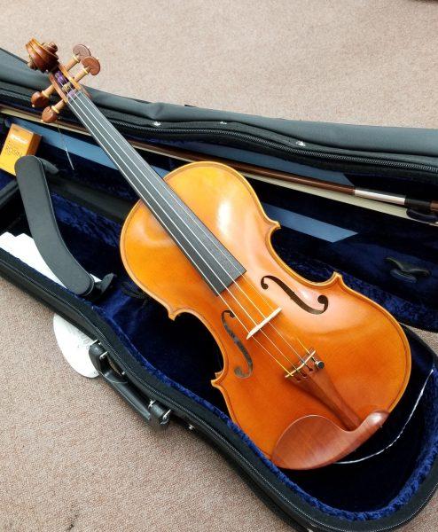 ピグマリウス スタンダードバイオリン オリジナルセットイメージ01