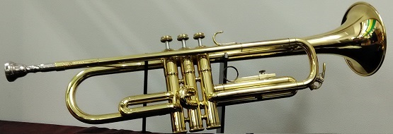 中古 B♭トランペット YTR-235イメージ01
