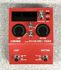 ループサンプラー BOSS RC-10Rイメージ01