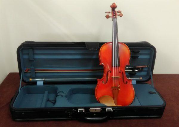 中古 バイオリン カールヘフナー anniversary 100 セットイメージ01