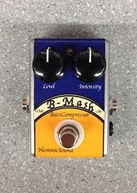 ベース用コンプレッサー EFFECTORNICS ENGINEERING NeotenicSound B-Mashイメージ01