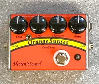NeotenicSound EFFECTORNICS ENGINEERING Orange Sunsetイメージ01