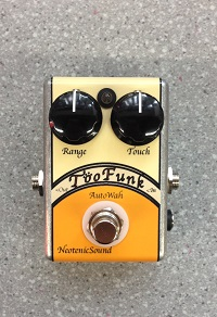 オートワウEFFECTORNICS ENGINEERING NeotenicSoundToo Funkイメージ01