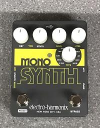ギターシンセサイザー electro-harmonix Mono SYNTHイメージ01