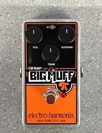 ファズ electro-harmonics OP-AMP Big Muffイメージ01