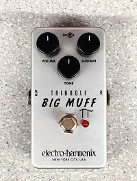 ファズ electro-Harmonix Triangle Big Muff Piイメージ01