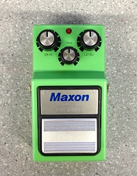 オーバードライブ MAXON OD9イメージ01