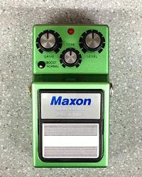 オーバードライブ MAXON OD9 Pro+イメージ01