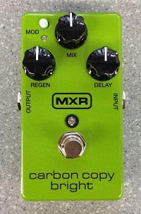 アナログディレイ MXR Carbon Copy Bright  M269SEイメージ01