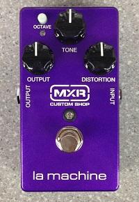 オクターブファズ MXR La Machineイメージ01