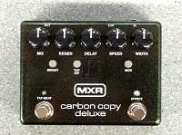 アナログディレイ MXR M292 Carbon Copy Deluxeイメージ01