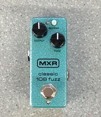 ファズ MXR M296 Classic 108 Fuzz Miniイメージ01