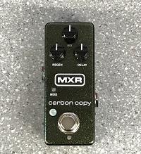 アナログディレイ MXR M299 Carbon Copy Miniイメージ01