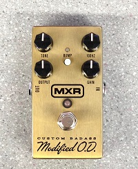 オーバードライブ MXR M77 CUSTOM BADASS Modified O.D.イメージ01