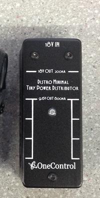 パワーサプライ One Contorol DistroMinimalオールインワンPackイメージ01