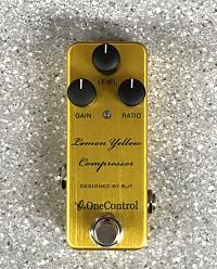 コンプレッサー One Control Lemon Yellow Compressorイメージ01