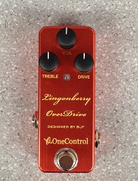 オーバードライブ One Control Lingonberry OverDriveイメージ01