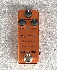 オーバードライブ One Control Marigold Orange OverDriveイメージ01