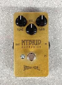 オーバードライブ Skreddy Pedals Hybrid Overdriveイメージ01