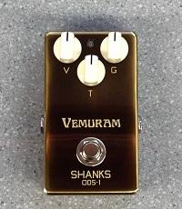 オーバードライブ VEMURAM SHANKS ODS-1イメージ01