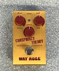 オーバードライブ WAY HUGE Conspiracy Theory WM20イメージ01