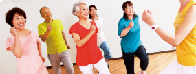 健康と音楽