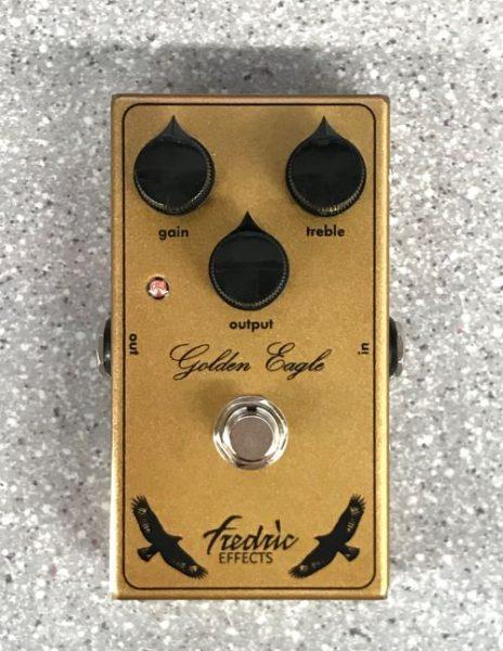 オーバードライブ/ブースター Fredric Effects Golden Eagleイメージ01