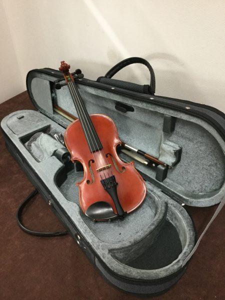 ヤマハバイオリンセットV5SC 1/10サイズ イメージ01