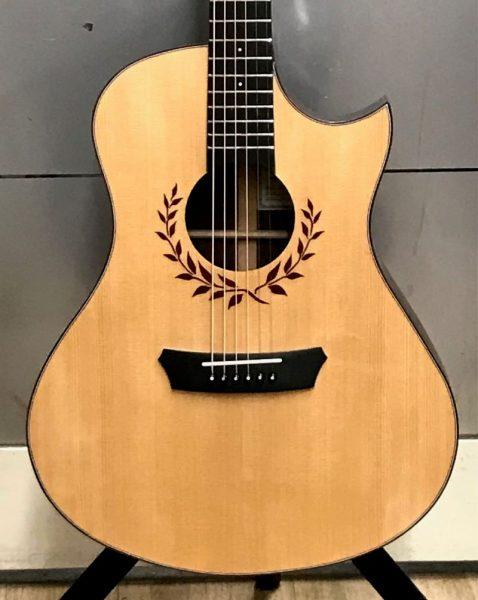 Phi Guitars M30 Cutawayイメージ02
