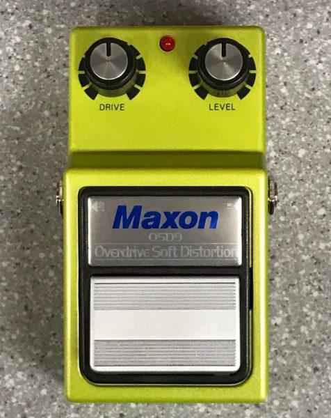 MAXON OSD9イメージ01