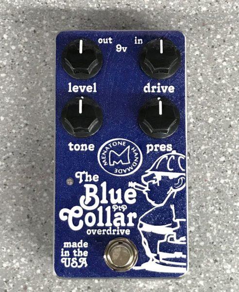 オーバードライブ Menatone Custom Shop Blue Collar PtPイメージ01