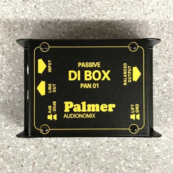 パッシブDI Palmer PAN 01 特価品イメージ01